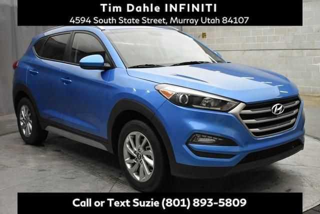 Hyundai Tucson 2018 $18920.00 incacar.com