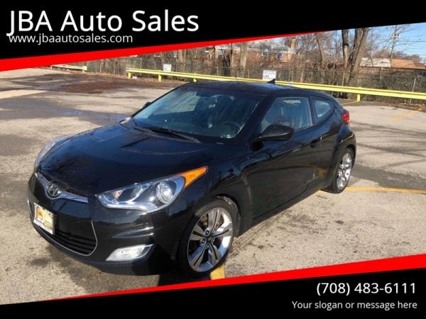 Hyundai Veloster 2012 $5359.00 incacar.com