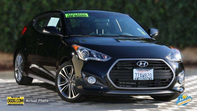 Hyundai Veloster 2017 $18690.00 incacar.com