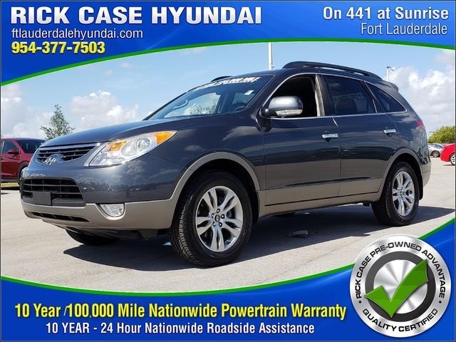 Hyundai Veracruz 2012 $19890.00 incacar.com