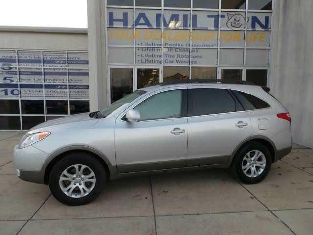 Hyundai Veracruz 2012 $8812.00 incacar.com