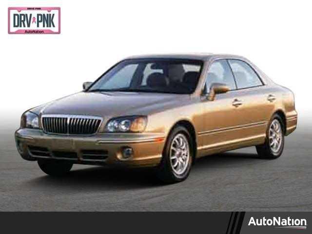 Hyundai XG 2002 $3697.00 incacar.com