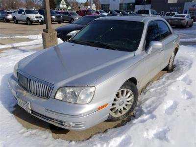 Hyundai XG 2004 $1000.00 incacar.com