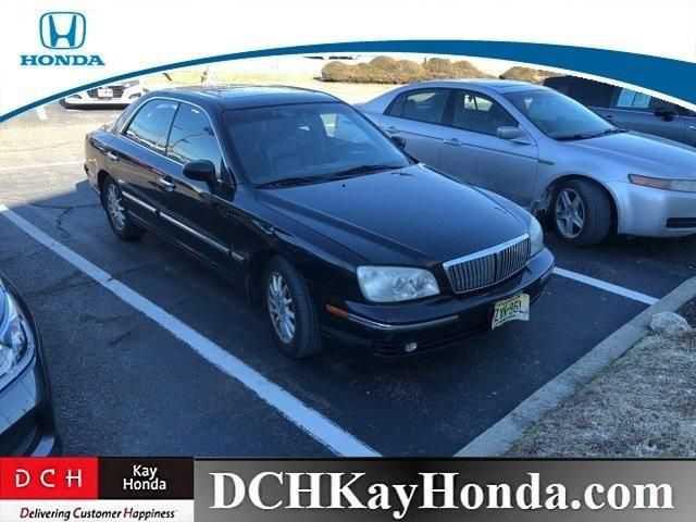 Hyundai XG 2004 $1803.00 incacar.com