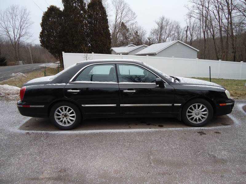 Hyundai XG 2004 $995.00 incacar.com