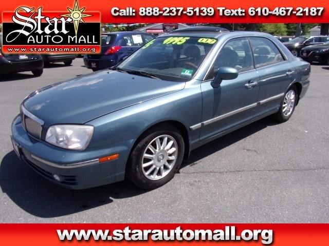 Hyundai XG 2005 $3943.00 incacar.com