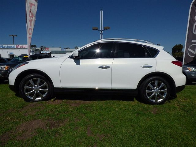used Infiniti EX 2010 vin: JN1AJ0HP4AM703228