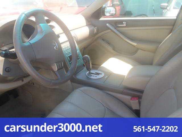 Infiniti G 2003 $3900.00 incacar.com