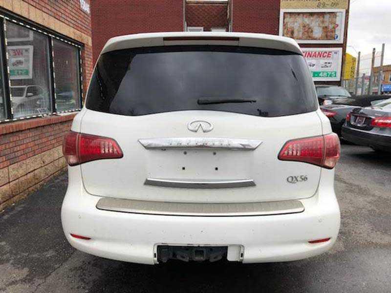 Infiniti QX56 2012 $17995.00 incacar.com