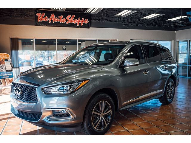 used Infiniti QX60 2016 vin: 5N1AL0MM0GC508546