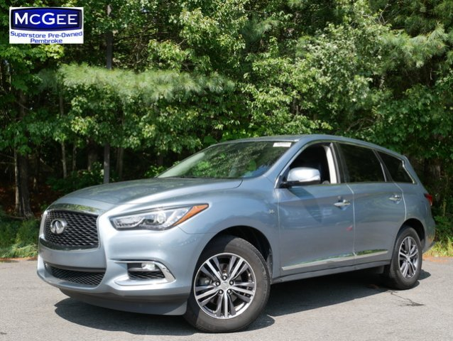used Infiniti QX60 2018 vin: 5N1DL0MM7JC530094