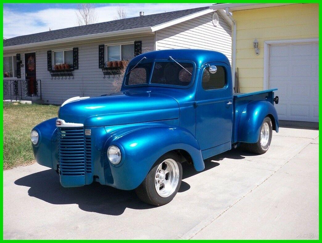 International Harvester Pickup Street Rod 1947 $18000.00 incacar.com