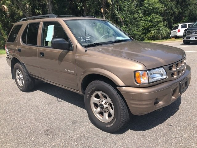 2002 Isuzu Rodeo $3301 00 for sale in Olympia, WA (98501