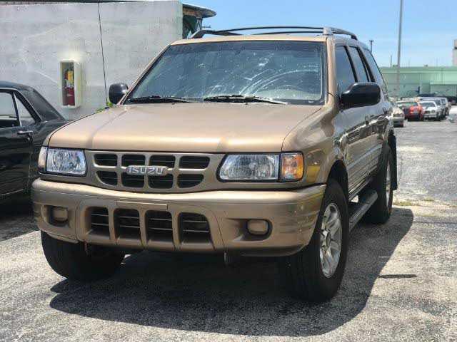 Isuzu Rodeo 2002 $3600.00 incacar.com