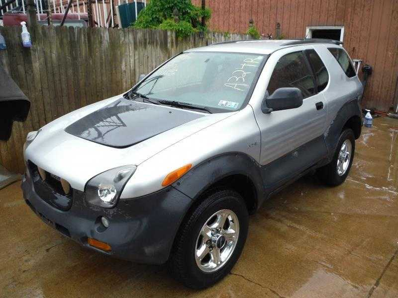 Isuzu VehiCROSS 1999 $4495.00 incacar.com