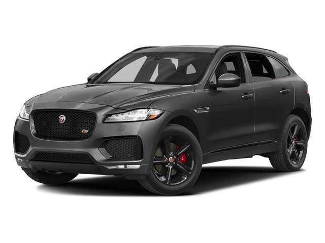 Jaguar F-Pace 2017 $44995.00 incacar.com