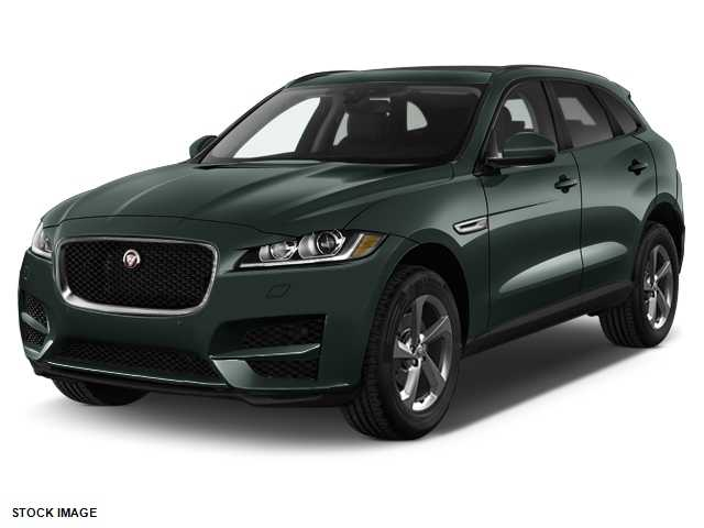 Jaguar F-Pace 2017 $43777.00 incacar.com
