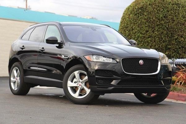 Jaguar F-Pace 2017 $42195.00 incacar.com