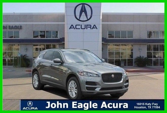 Jaguar F-Pace 2017 $44992.00 incacar.com