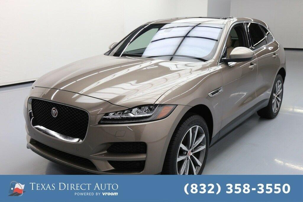 Jaguar F-Pace 2017 $41480.00 incacar.com