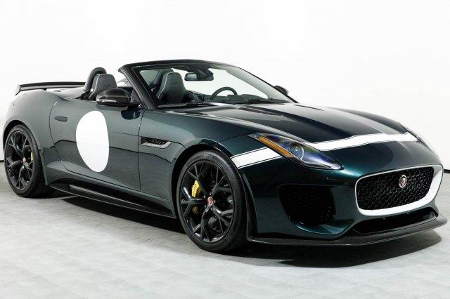 Jaguar F-Type 2016 $184850.00 incacar.com