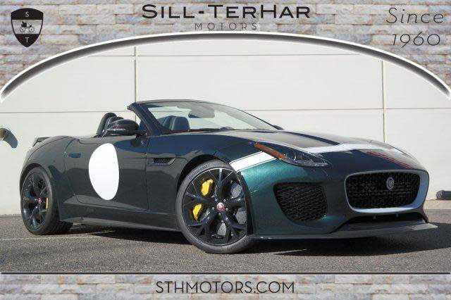 Jaguar F-Type 2016 $175000.00 incacar.com