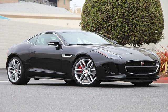 Jaguar F-Type 2016 $94991.00 incacar.com