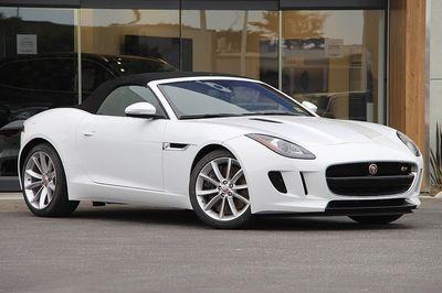 Jaguar F-Type 2016 $75991.00 incacar.com