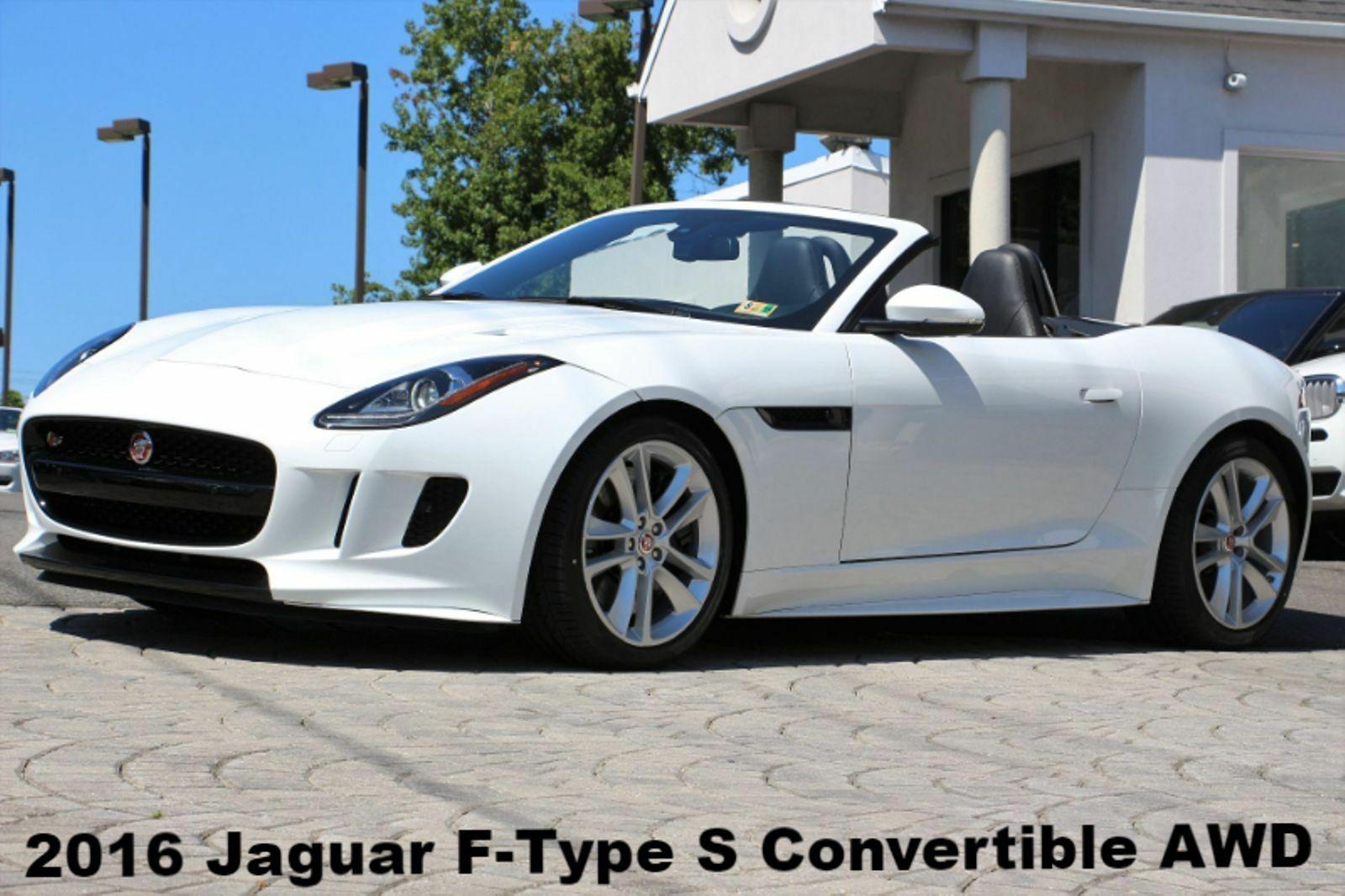 Jaguar F-Type 2016 $50000.00 incacar.com