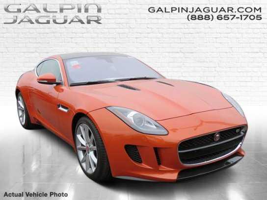Jaguar F-Type 2017 $87424.00 incacar.com