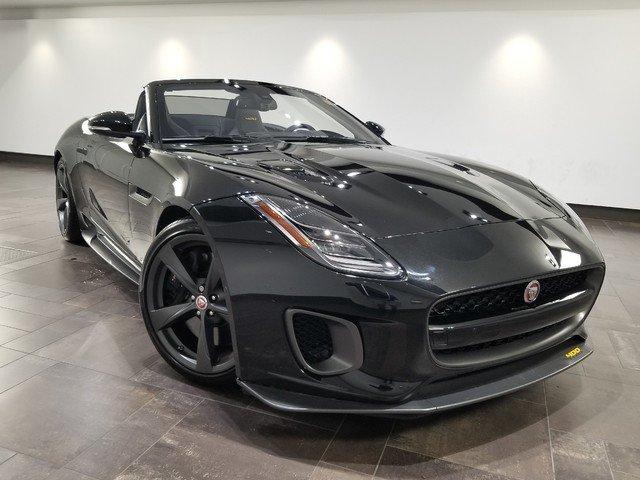 Jaguar F-Type 2018 $76990.00 incacar.com