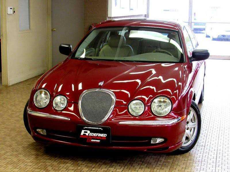 Jaguar S-Type 2000 $2999.00 incacar.com