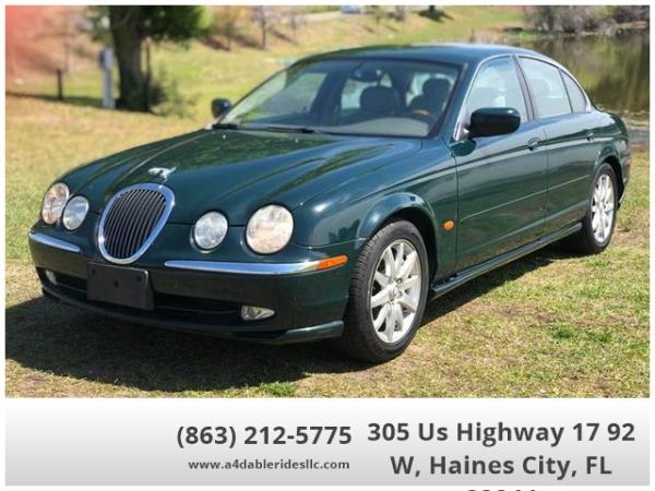 Jaguar S-Type 2000 $3495.00 incacar.com