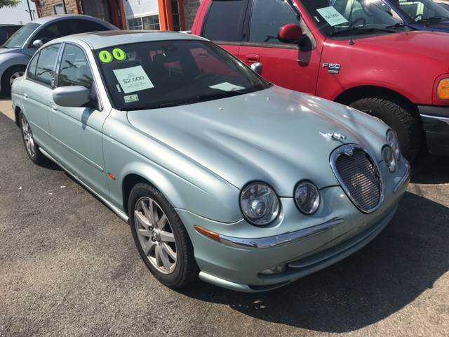 Jaguar S-Type 2000 $2995.00 incacar.com