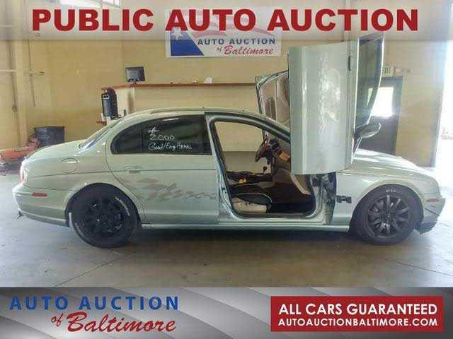 Jaguar S-Type 2000 $1500.00 incacar.com