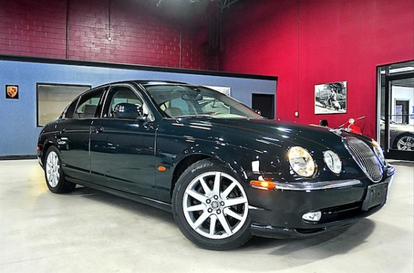 Jaguar S-Type 2001 $7990.00 incacar.com