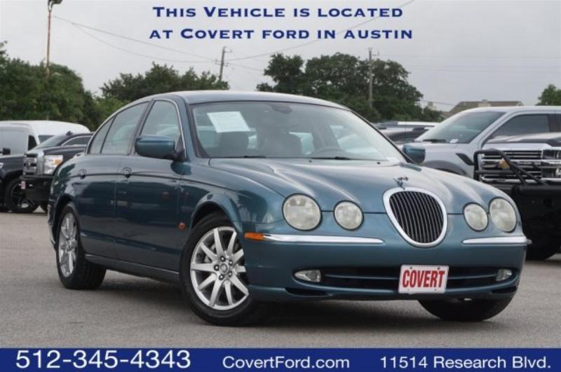 Jaguar S-Type 2001 $3874.00 incacar.com