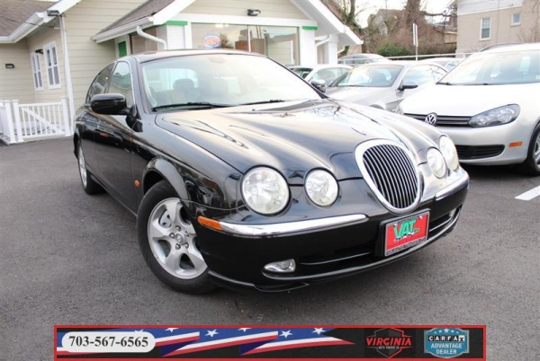 Jaguar S-Type 2001 $6495.00 incacar.com