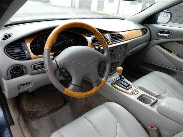 Jaguar S-Type 2001 $3650.00 incacar.com