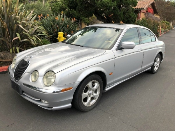Jaguar S-Type 2002 $3995.00 incacar.com