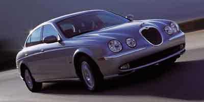 Jaguar S-Type 2002 $7572.00 incacar.com