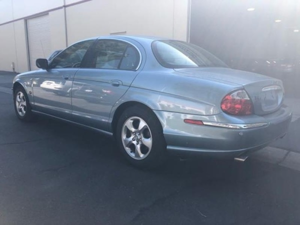 Jaguar S-Type 2002 $3499.00 incacar.com