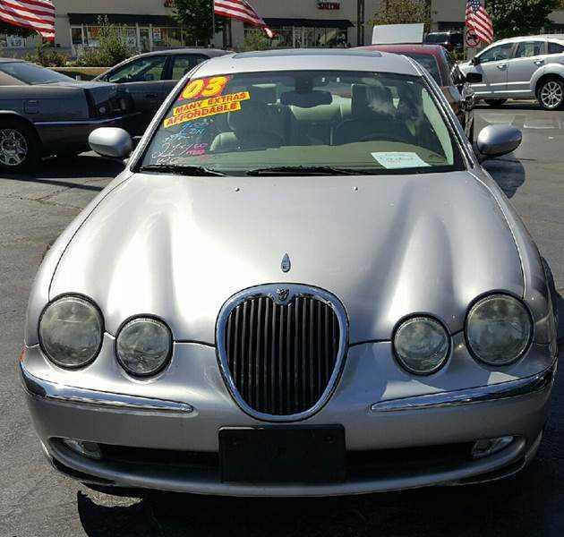 Jaguar S-Type 2003 $2995.00 incacar.com
