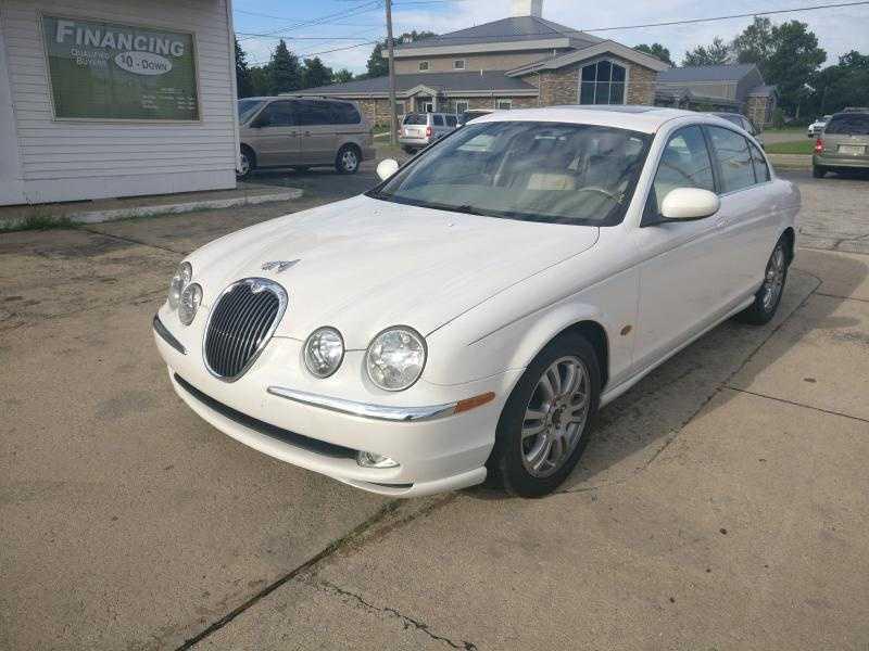 Jaguar S-Type 2003 $4900.00 incacar.com