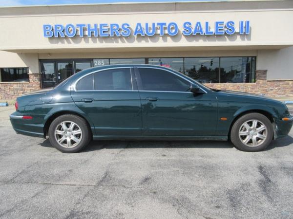 Jaguar S-Type 2004 $6995.00 incacar.com