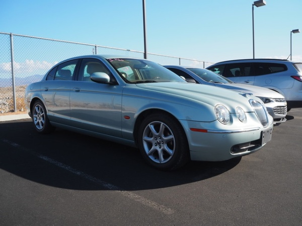 Jaguar S-Type 2005 $7901.00 incacar.com