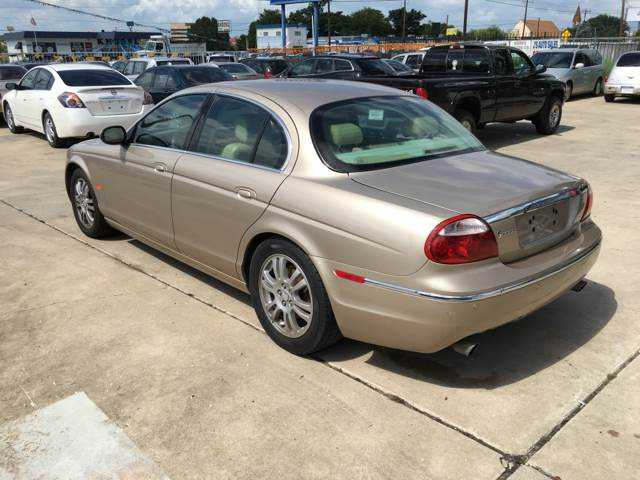 Jaguar S-Type 2005 $4997.00 incacar.com