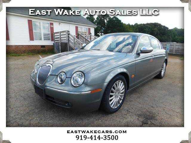 Jaguar S-Type 2005 $4995.00 incacar.com
