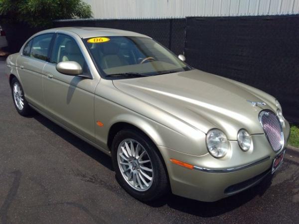 Jaguar S-Type 2006 $7998.00 incacar.com