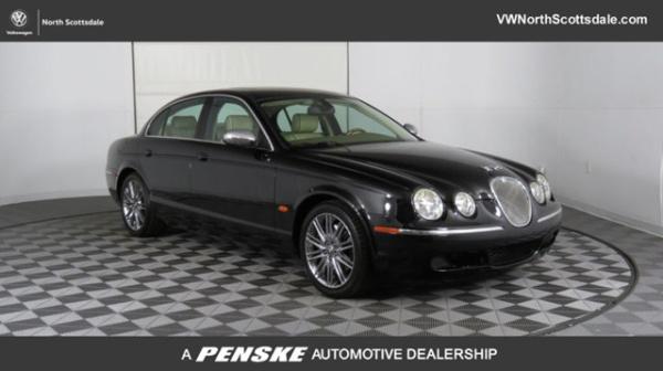 Jaguar S-Type 2008 $8959.00 incacar.com
